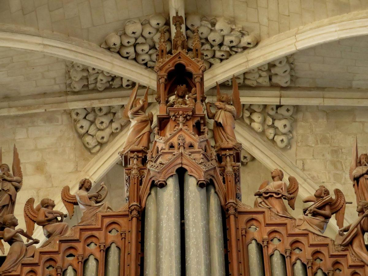 Orgue de la cathédrale Notre-Dame-de-l'Assomption