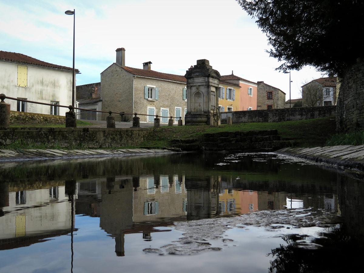 Village de Thiré