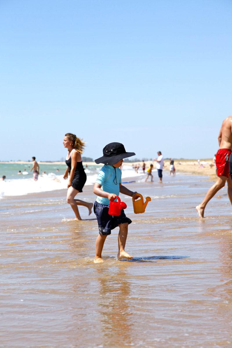 Les plages du Sud Vendée Littoral, un véritable paradis pour toute la famille