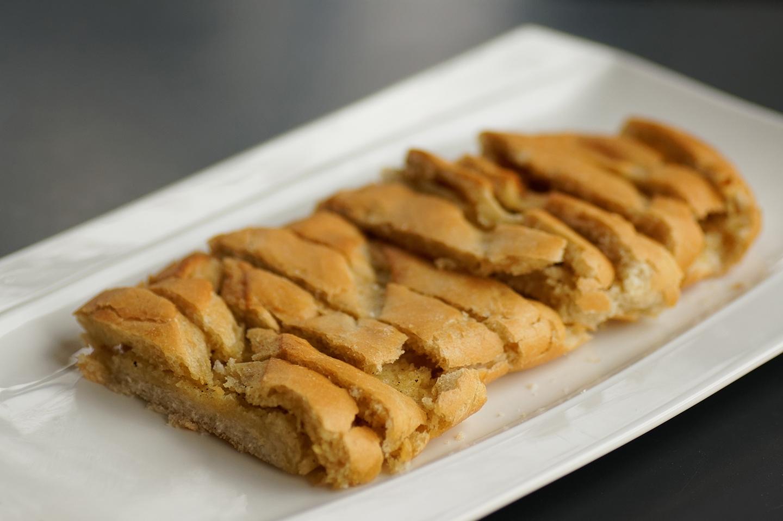 Préfou, célèbre pain à l'ail vendéen