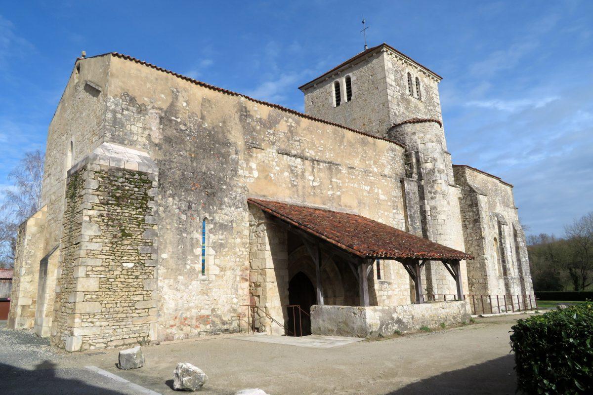 Eglise-Saint-Martin-Saint-Martin-Lars-en-Sainte-Hermine